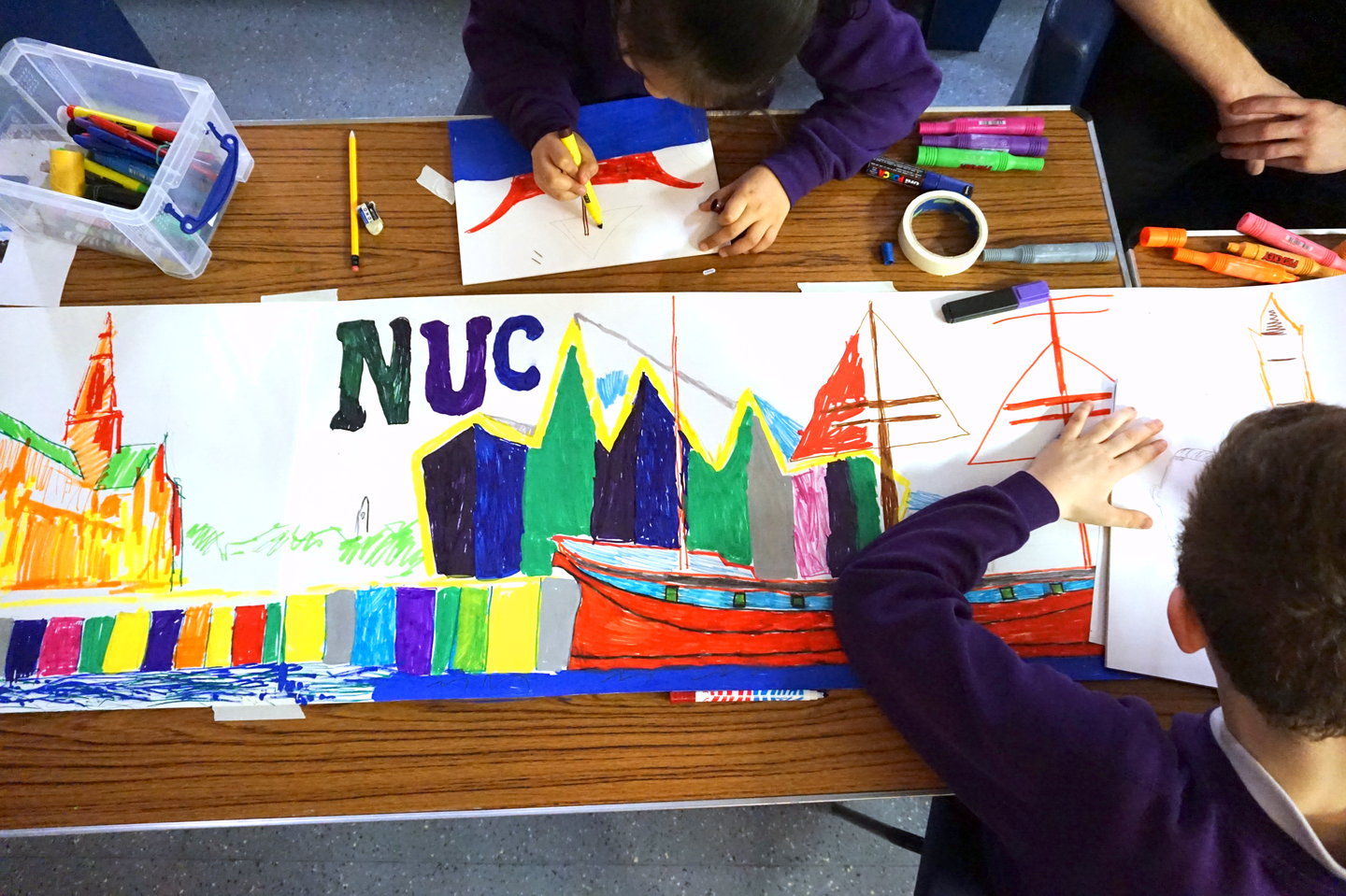 NUC Art Group